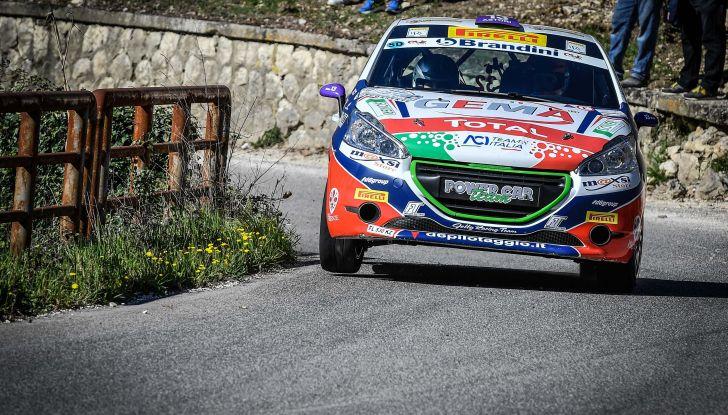Peugeot Competition RALLY 208 – la scheda - Foto 1 di 2