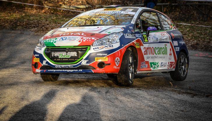 Peugeot Competition RALLY 208 – la scheda - Foto 2 di 2