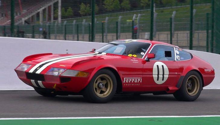 Al Concorso d'Eleganza la Ferrari 250 GTO del batterista dei Pink Floyd - Foto 7 di 13