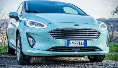 Ford Fiesta TDCi 85CV: Sportiva, lineare e leggera