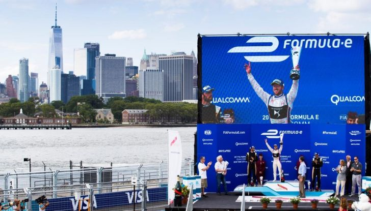 Video – New York 2017 Gara 1, Sam Bird vince il primo E-Prix di New York - Foto 4 di 4