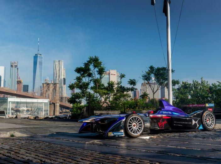 Video – New York 2017 Gara 2, seconda vittoria per Sam Bird e DS Virgin Racing - Foto 2 di 3