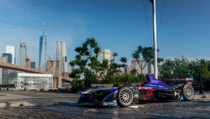 Video – New York 2017 Gara 2, seconda vittoria per Sam Bird e DS Virgin Racing - Foto 2 di 3