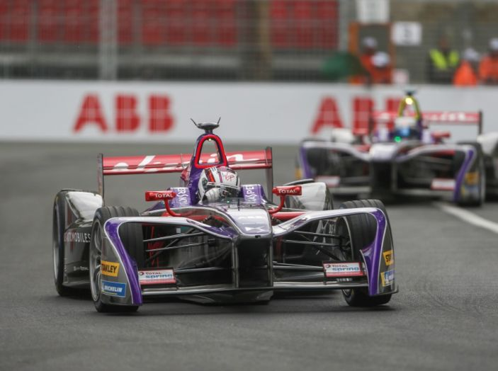 DS Virgin Racing, risultati e classifica E-Prix Parigi - Foto 3 di 3