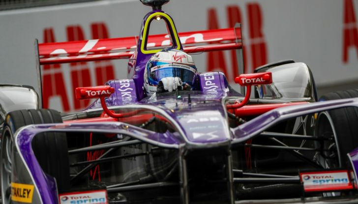 Podio parigino per Sam Bird e DS Virgin Racing - Foto 2 di 4