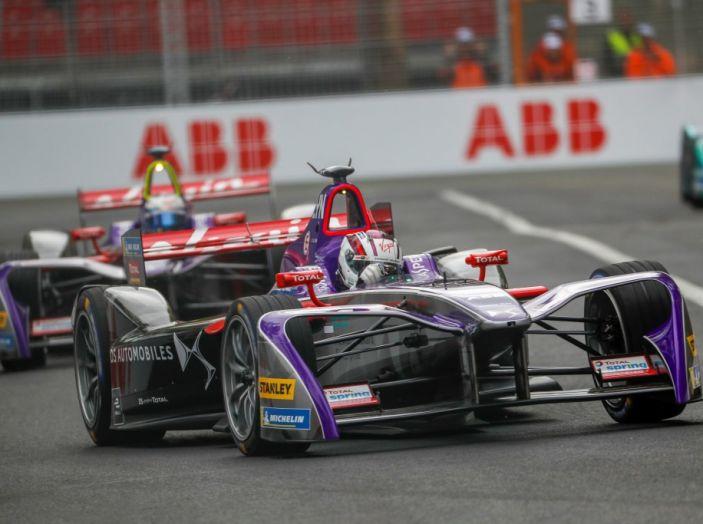 Podio parigino per Sam Bird e DS Virgin Racing - Foto 3 di 4