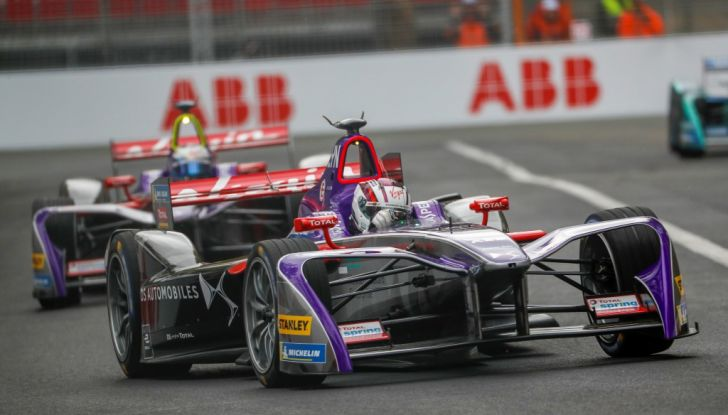 Podio parigino per Sam Bird e DS Virgin Racing - Foto 3 di 4