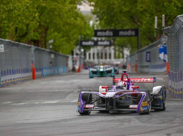 Podio parigino per Sam Bird e DS Virgin Racing - Foto 4 di 4