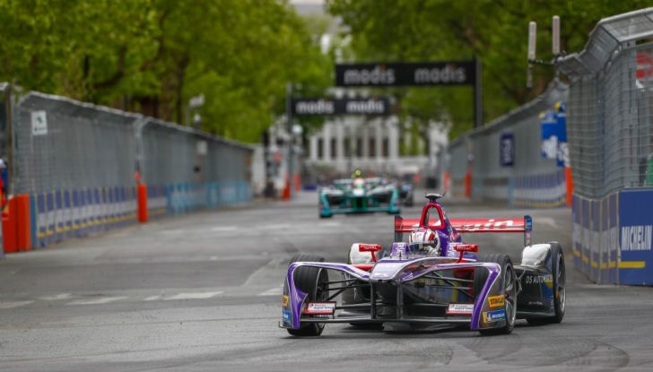 Podio parigino per Sam Bird e DS Virgin Racing - Foto 4 di 4