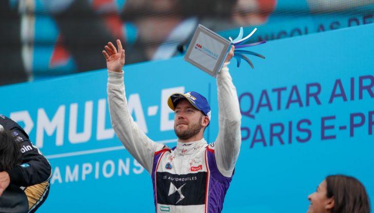 E-Prix Parigi, le dichiarazioni post gara del Team DS Virgin Racing - Foto 1 di 3