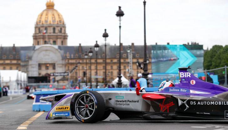 E-Prix Parigi, le dichiarazioni post gara del Team DS Virgin Racing - Foto 3 di 3