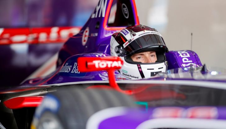 DS Virgin Racing, risultati e classifica E-Prix Parigi - Foto 1 di 3