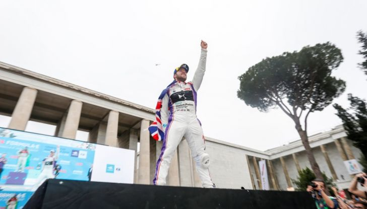 DS Virgin Racing – Sam Bird trionfa nello storico E-Prix di Roma - Foto 1 di 5