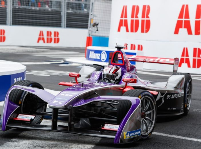 DS Virgin Racing – Risultati e classifica E-Prix di Roma - Foto 3 di 4