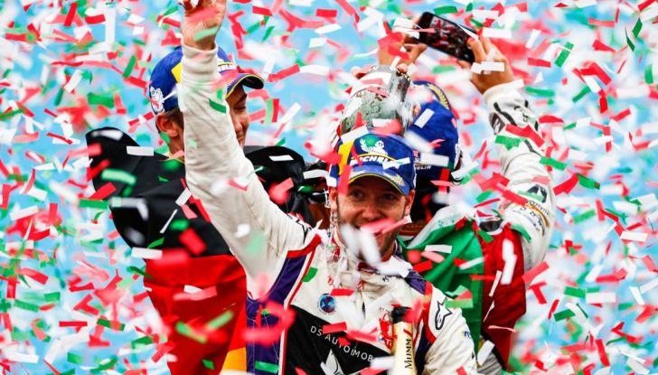 DS Virgin Racing – Risultati e classifica E-Prix di Roma - Foto 2 di 4