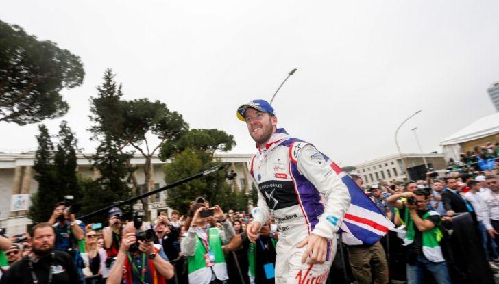 DS Virgin Racing- I momenti salienti della storica vittoria di Roma - Foto 3 di 3