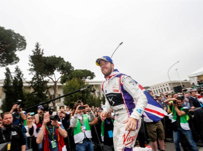 DS Virgin Racing – Risultati e classifica E-Prix di Roma - Foto 4 di 4