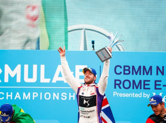 DS Virgin Racing – Sam Bird trionfa nello storico E-Prix di Roma - Foto 3 di 5