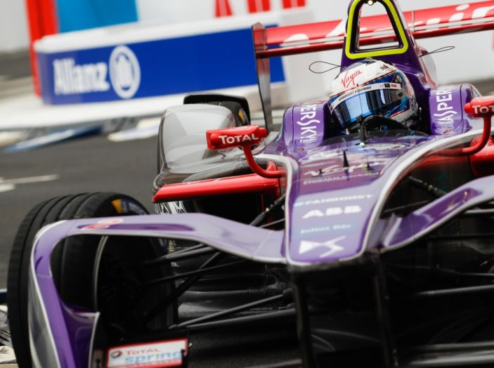 DS Virgin Racing – Sam Bird trionfa nello storico E-Prix di Roma - Foto 2 di 5