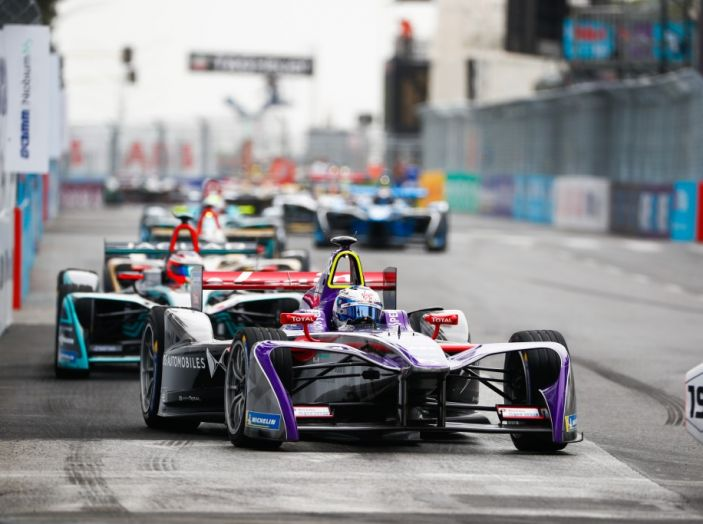 DS Virgin Racing – Sam Bird trionfa nello storico E-Prix di Roma - Foto 5 di 5