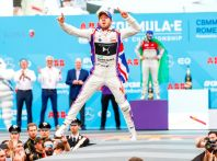DS Virgin Racing- I momenti salienti della storica vittoria di Roma