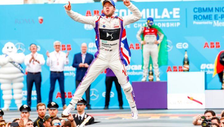 DS Virgin Racing- I momenti salienti della storica vittoria di Roma - Foto 1 di 3