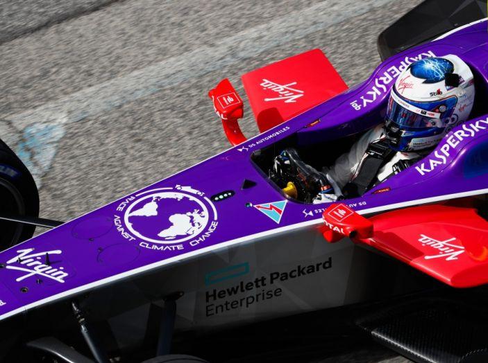DS Virgin Racing – Risultati e classifica E-Prix di Roma - Foto 1 di 4