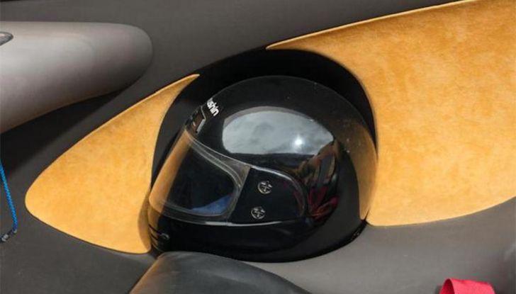 Ferrari Conciso, esemplare unico in vendita all'asta da RM Sotheby's - Foto 10 di 18