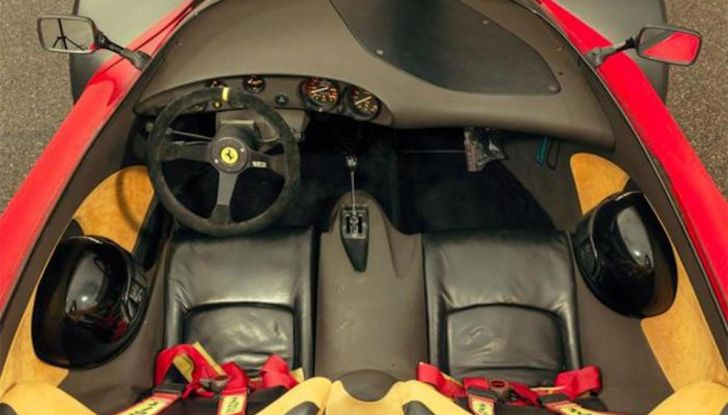 Ferrari Conciso, esemplare unico in vendita all'asta da RM Sotheby's - Foto 4 di 18