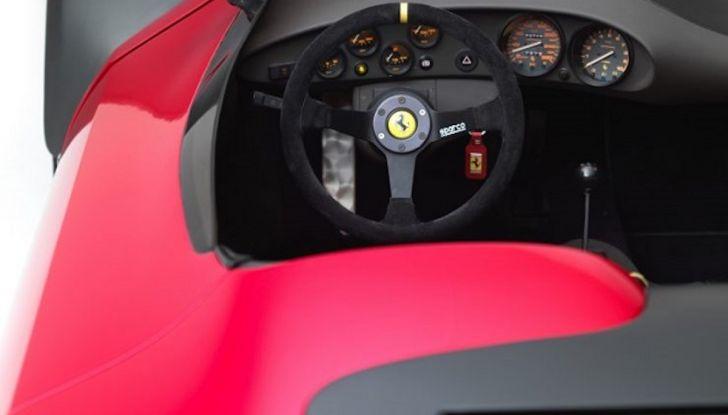 Ferrari Conciso, esemplare unico in vendita all'asta da RM Sotheby's - Foto 12 di 18