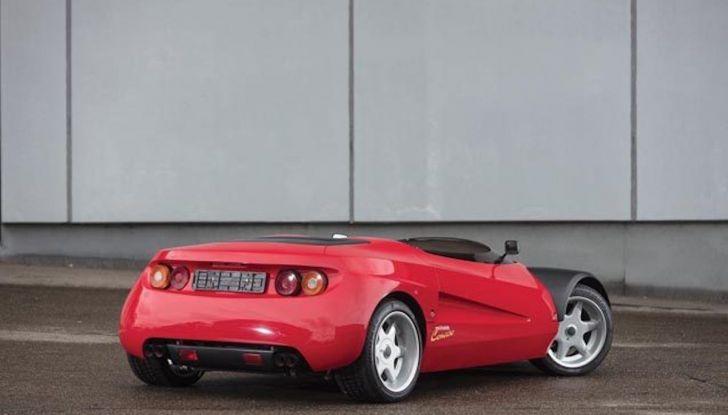 Ferrari Conciso, esemplare unico in vendita all'asta da RM Sotheby's - Foto 8 di 18