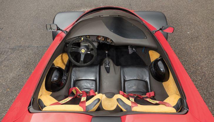 Ferrari Conciso, esemplare unico in vendita all'asta da RM Sotheby's - Foto 16 di 18