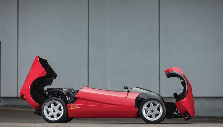 Ferrari Conciso, esemplare unico in vendita all'asta da RM Sotheby's - Foto 18 di 18