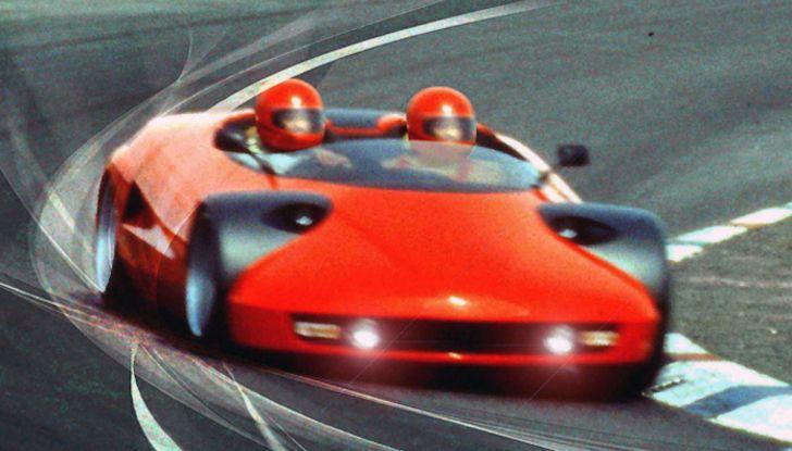 Ferrari Conciso, esemplare unico in vendita all'asta da RM Sotheby's - Foto 11 di 18
