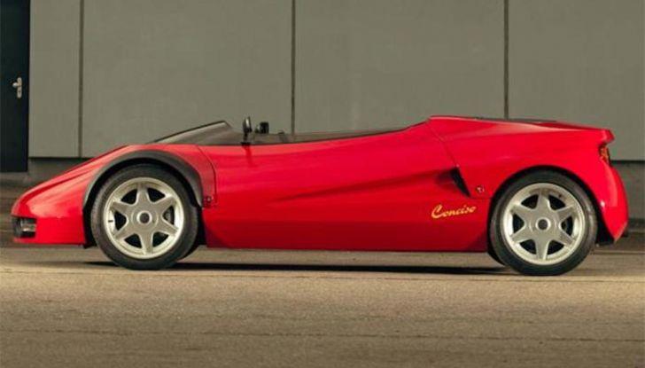 Ferrari Conciso, esemplare unico in vendita all'asta da RM Sotheby's - Foto 7 di 18