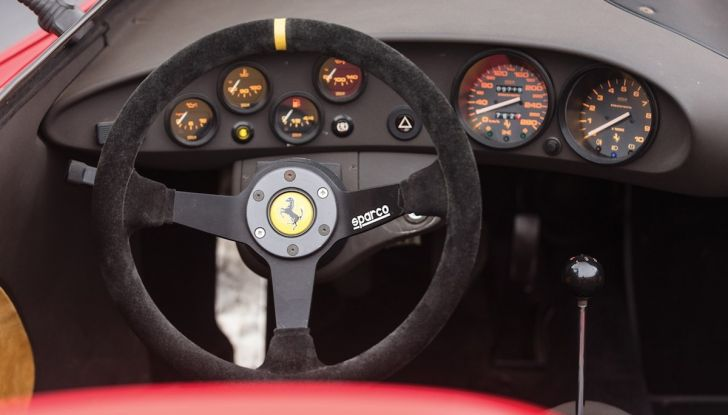 Ferrari Conciso, esemplare unico in vendita all'asta da RM Sotheby's - Foto 3 di 18