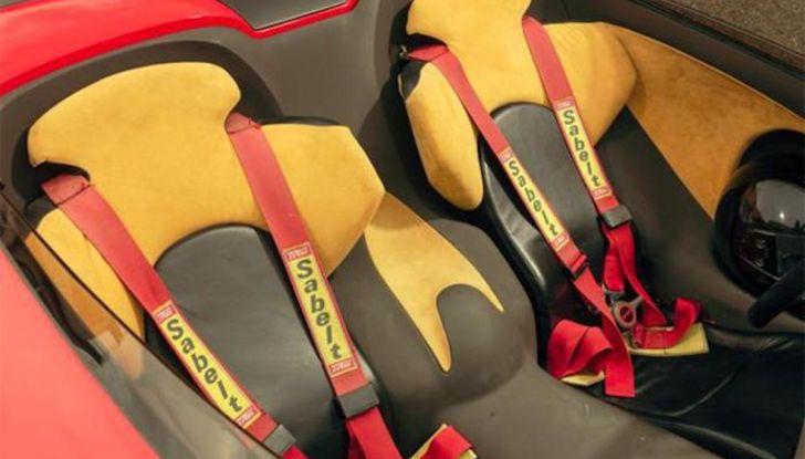 Ferrari Conciso, esemplare unico in vendita all'asta da RM Sotheby's - Foto 13 di 18