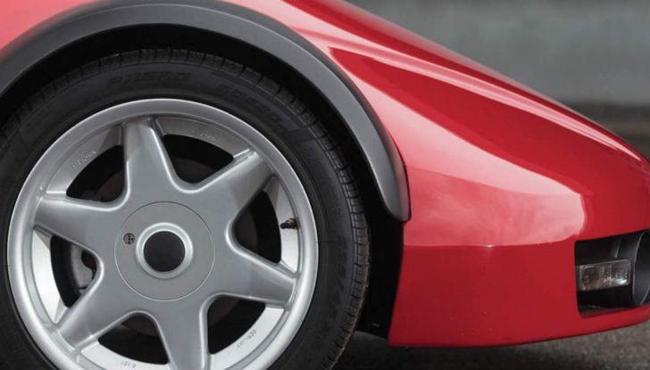 Ferrari Conciso, esemplare unico in vendita all'asta da RM Sotheby's - Foto 15 di 18