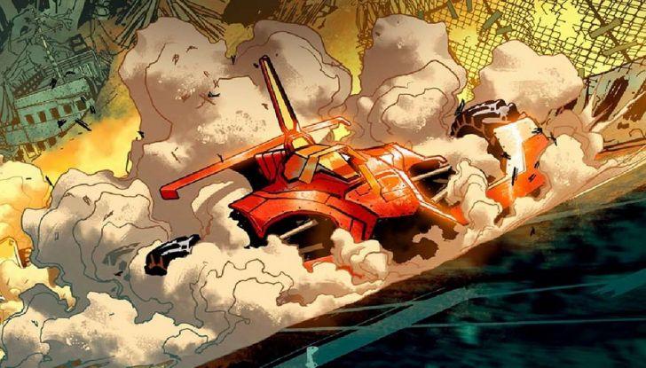 Ferrari pubblica un fumetto sul mondo delle corse - Foto 1 di 5