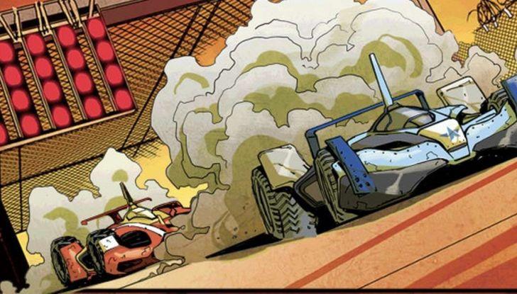 Ferrari pubblica un fumetto sul mondo delle corse - Foto 3 di 5