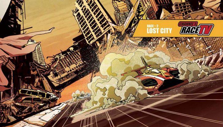 Ferrari pubblica un fumetto sul mondo delle corse - Foto 5 di 5