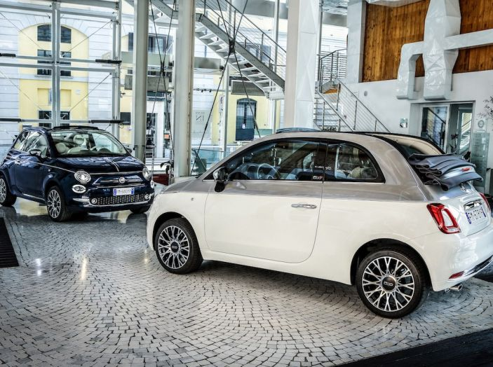 Fiat 500 Collezione in Tour nelle maggiori città europee - Foto 12 di 19