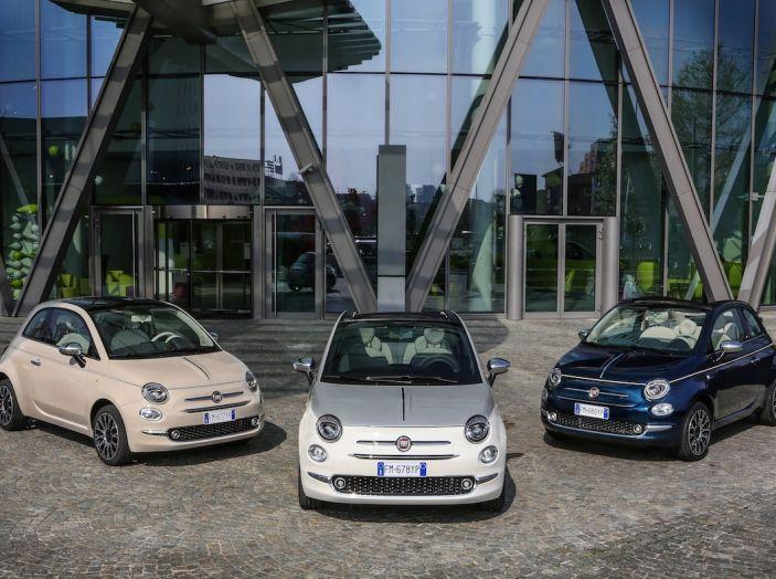 Fiat 500 Collezione in Tour nelle maggiori città europee - Foto 1 di 19