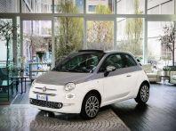 Fiat 500 Collezione in Tour nelle maggiori città europee