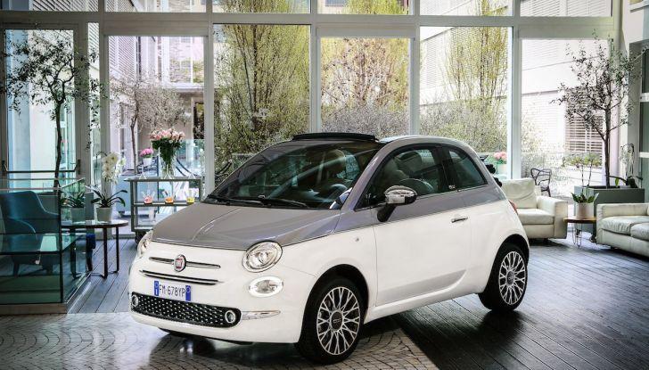 Fiat 500 Collezione in Tour nelle maggiori città europee - Foto 6 di 19