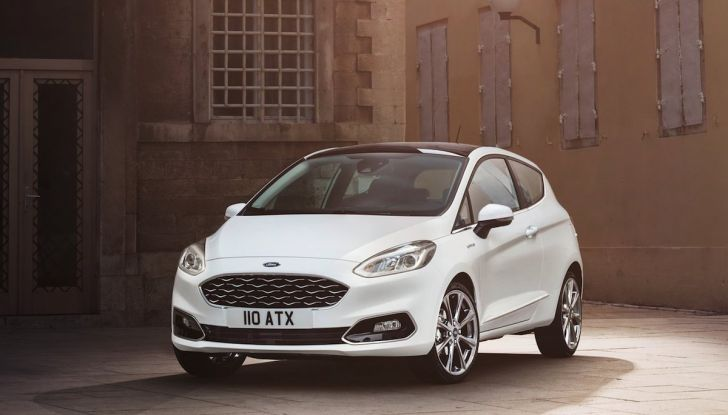 Le auto più comprate in Italia? A vincere tra le straniere è Ford Fiesta - Foto 16 di 25