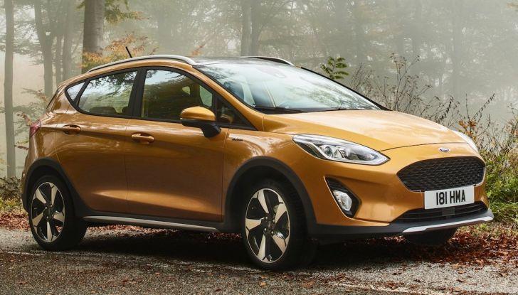 Le auto più comprate in Italia? A vincere tra le straniere è Ford Fiesta - Foto 3 di 25
