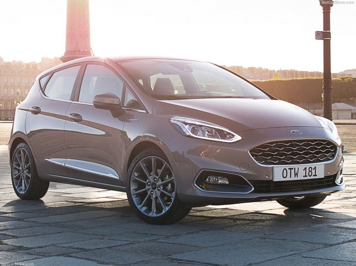 Le auto più comprate in Italia? A vincere tra le straniere è Ford Fiesta - Foto 24 di 25