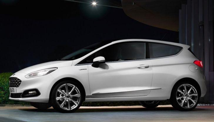 Le auto più comprate in Italia? A vincere tra le straniere è Ford Fiesta - Foto 25 di 25