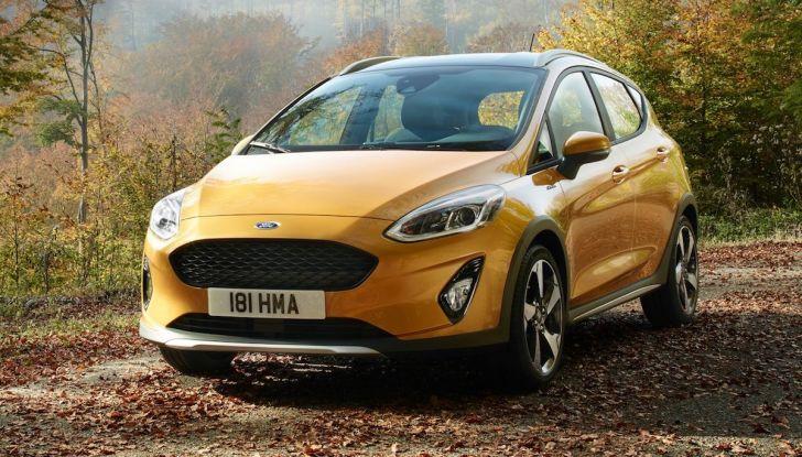 Le auto più comprate in Italia? A vincere tra le straniere è Ford Fiesta - Foto 4 di 25